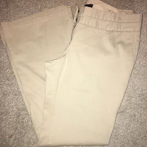 The Limited Sexy Drew Fit Pants, Size 12